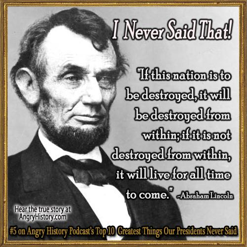 False quote #7