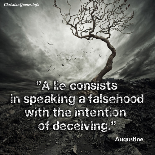Falsehood quote #2