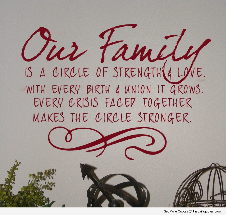 Family Life Image Quotation 2 Sualci Quotes