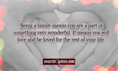 Famous Quotes About 'Family Tradition'