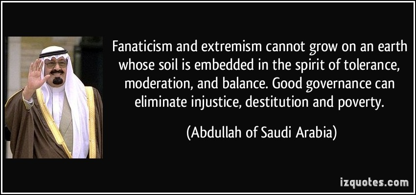 Fanaticism quote #1