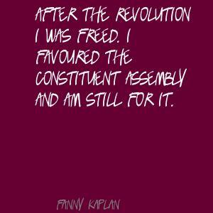 Fanny Kaplan's quote #1