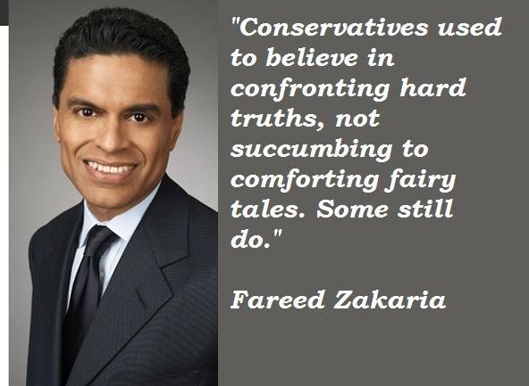 Fareed Zakaria's quote #8