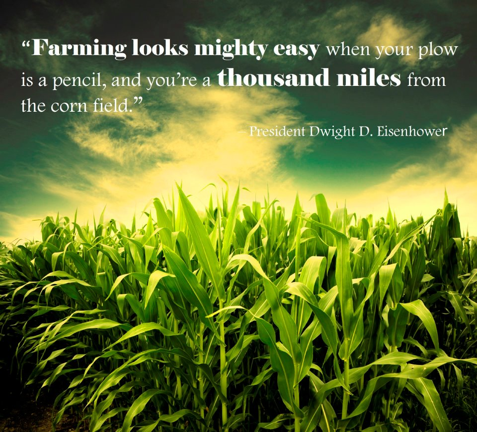 Farming Quotes: Famous Quotes About 'Farm'