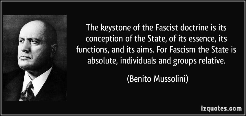 Fascist quote #2