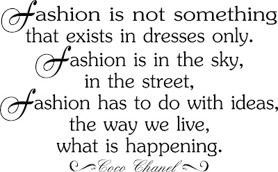 Fashion quote #5