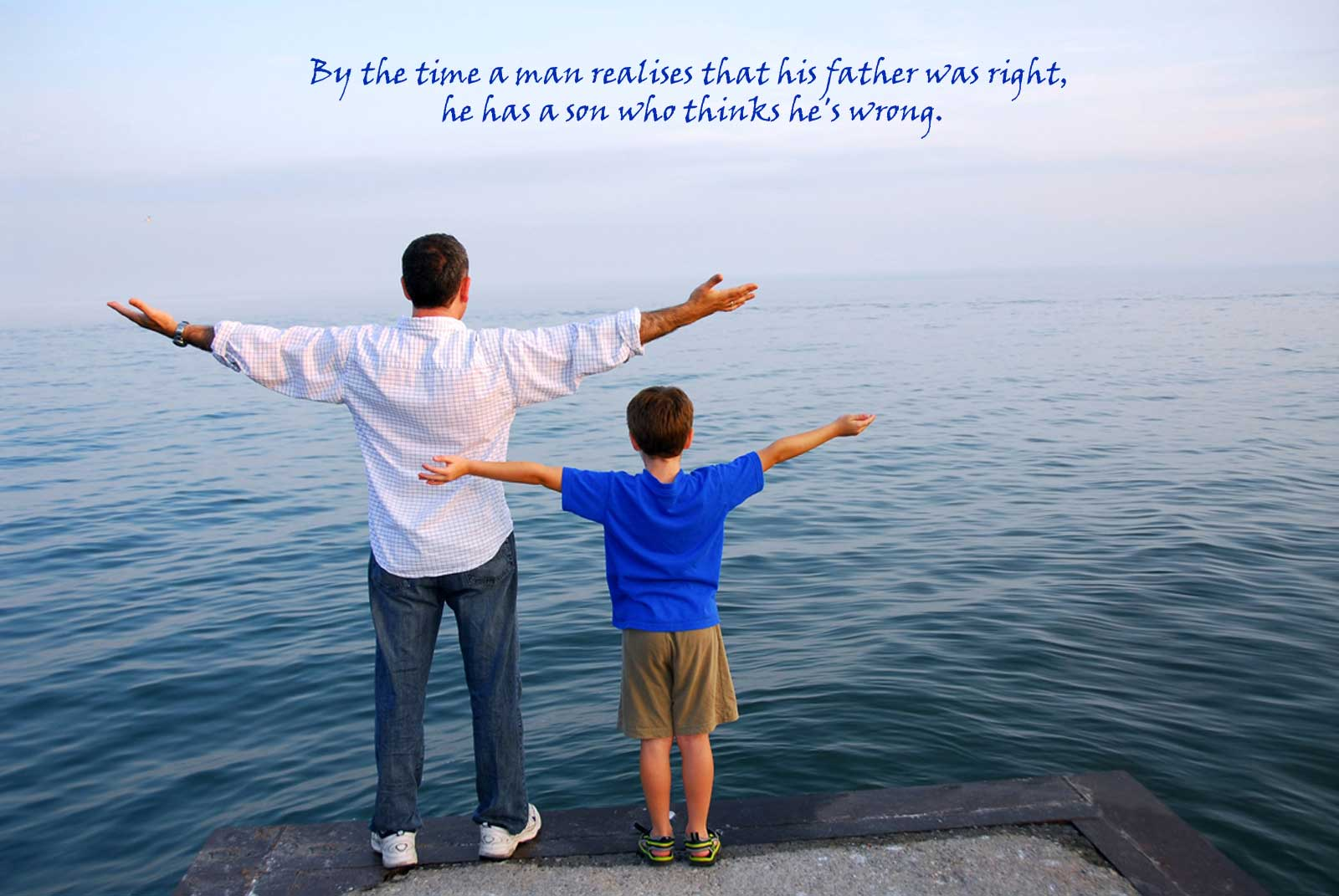 Father And Son quote #1