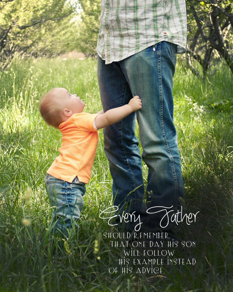 Father And Son quote #2