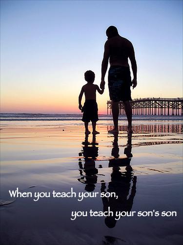 Fatherhood quote #2