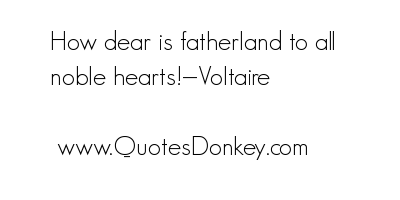 Fatherland quote #1