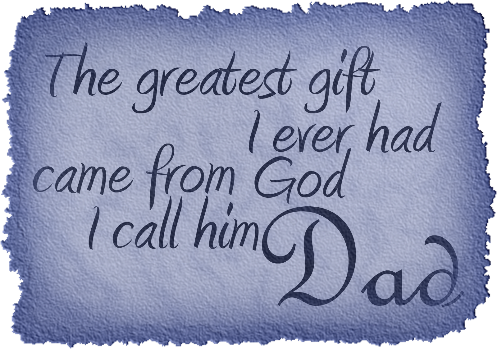 Fathers quote #7