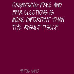Fatos Nano's quote #6