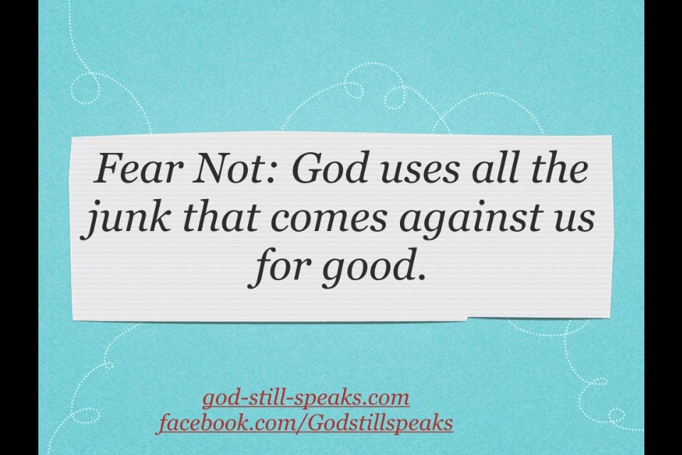 Fear God quote #1