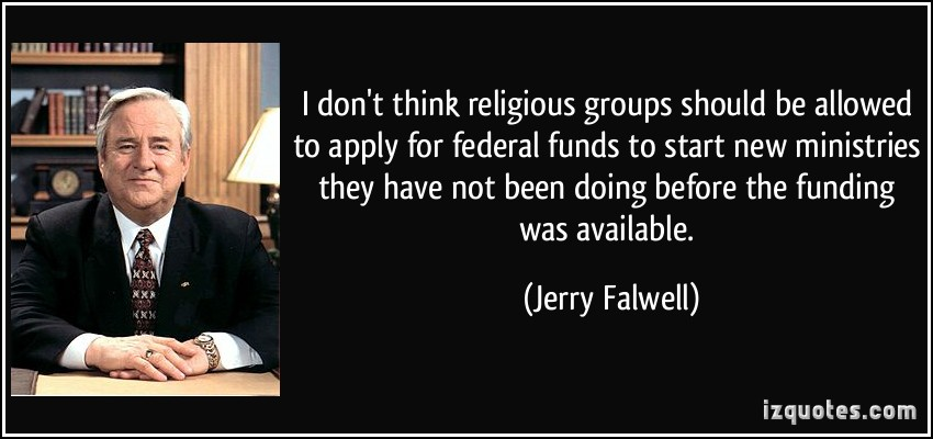 Federal Funding quote #1