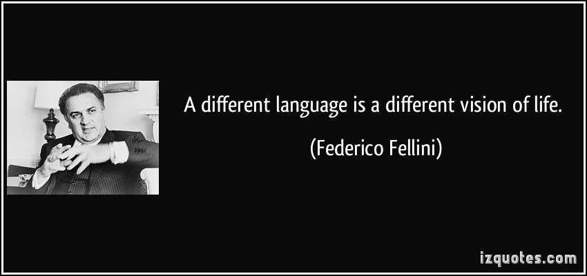 Federico Fellini's quote #1
