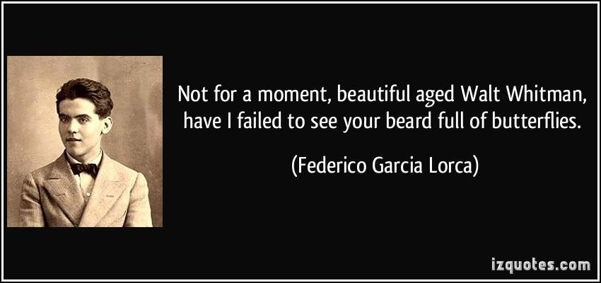 Federico Garcia Lorca's quote #5