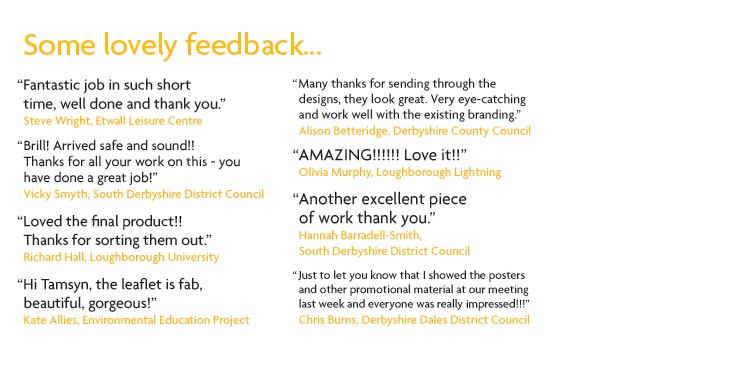 Feedback quote #5