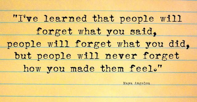 Feel quote #2