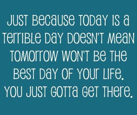 Feeling Good quote #1