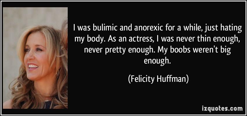 Felicity Huffman's quote #4
