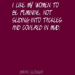 Feminine quote #6