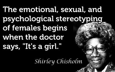 Feminism quote #1