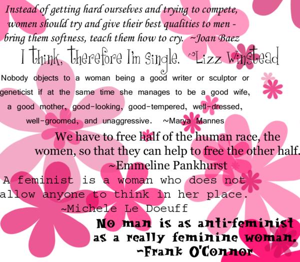 Feminist quote #8