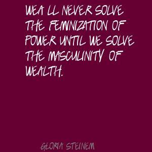 Feminization quote #1