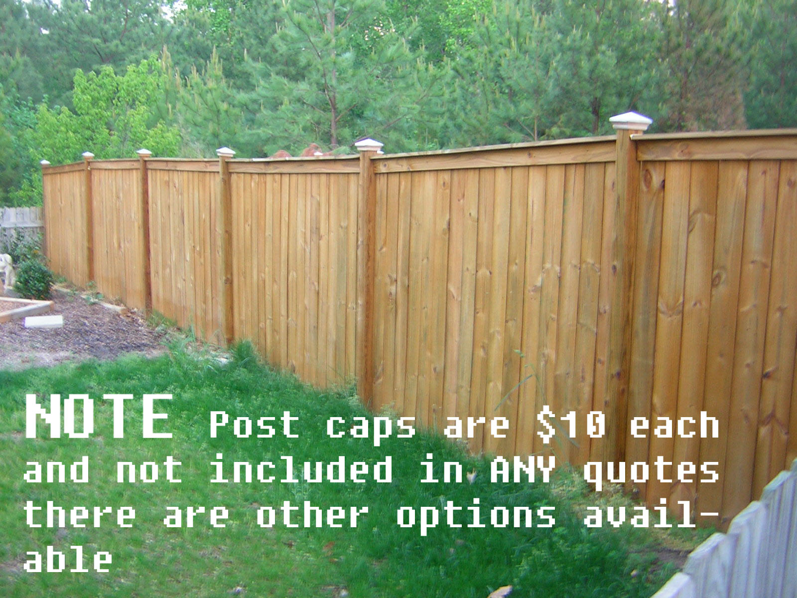 Fence quote #1