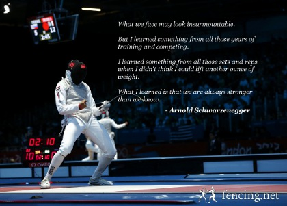 Fencing quote #1