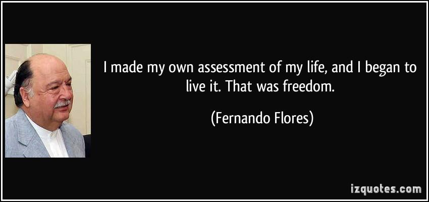 Fernando Flores's quote #2