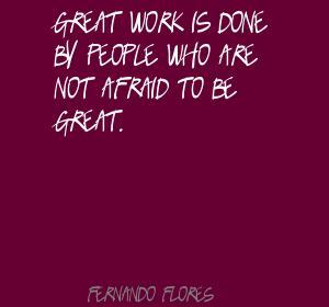 Fernando Flores's quote #3