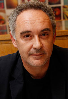 Ferran Adria's quote #7