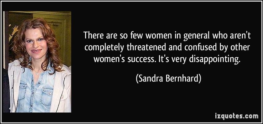 Few Women quote #1