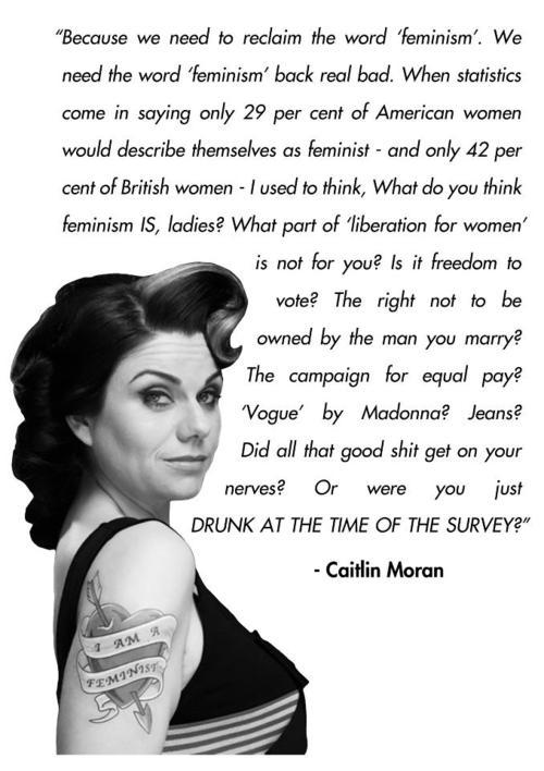 Few Women quote #2