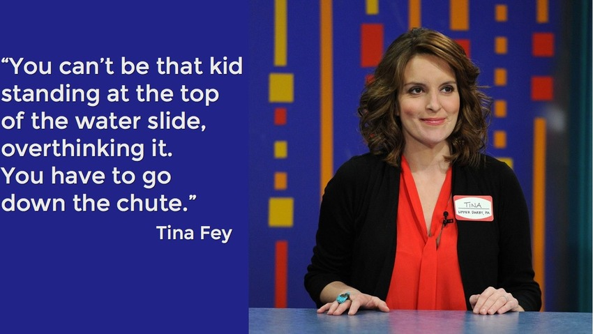 Fey quote #1