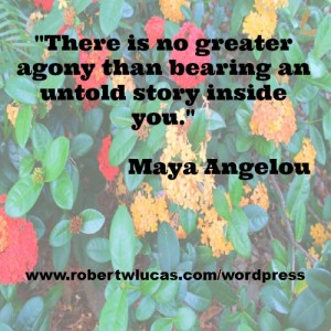 Fiction Writing quote #1