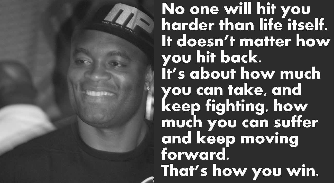 Fighter quote #6