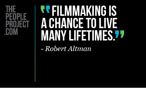 Filmmakers quote #3