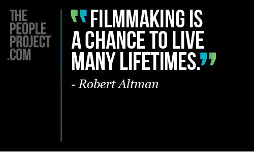 Filmmaking quote #1