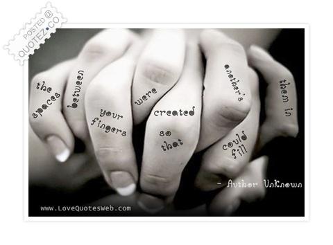 Fingers quote #7