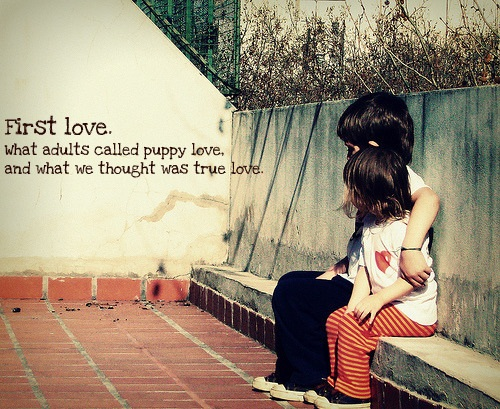 First Love quote #2