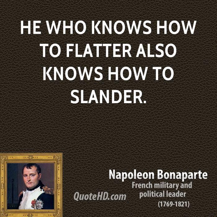 Flatter quote #1
