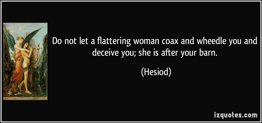 Flattering quote #2
