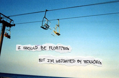 Floating quote #1
