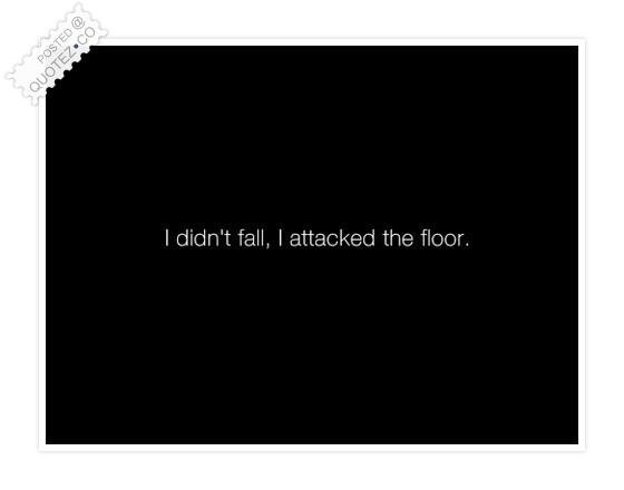 Floor quote #6
