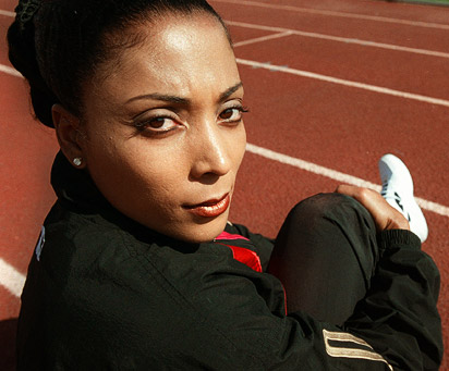 Florence Griffith Joyner's quote #5