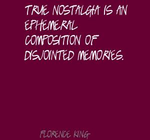 Florence King's quote #4