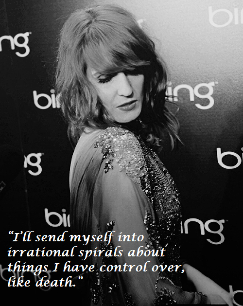 Florence Welch's quote #2