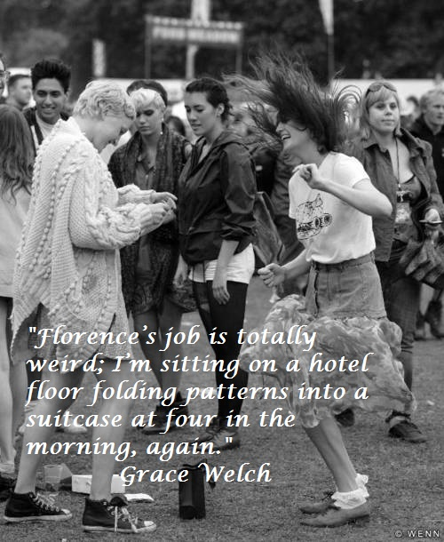 Florence Welch's quote #3